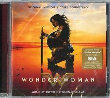 Wonder Woman - Sia -  Colonna Sonora CD Nuovo Sigillato