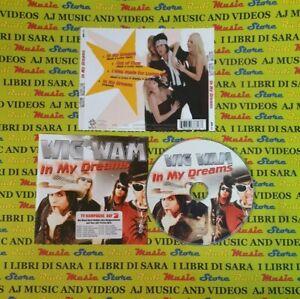 CD single WIG WAM in my dreams 2005 DE napalm records NPR 173 no mc dvd lp (S10)
