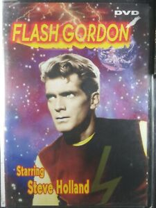 FLASH GORDON - 3 EPISODES - DVD New