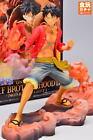 ONE PIECE - Brotherhood II DXF Figure : Monkey D. Luffy Banpresto