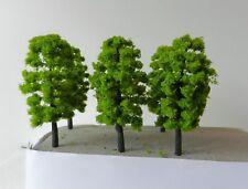 6 x MODEL CONIFER TREES 12 cm SCENERY FOR MODEL RAILWAY HO / OO SCALE B5