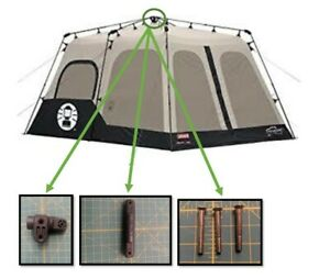 Coleman instant tent 10, 8, 6, & 4 person New Center Hub Parts
