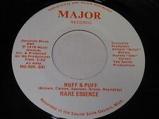 Rare Essence: Huff & Puff / Disco Fever 45 - Soul Funk Disco