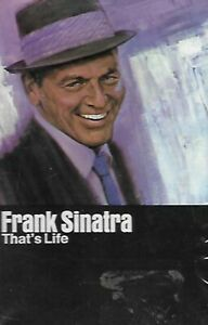 """THAT'S LIFE"" - FRANK SINATRA - MUSIC CASSETTE - 1966 WARNER BROS. RELEASE"