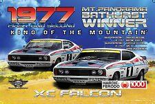 Musclecar Bathurst winner 1977 XC Falcon Door Mat