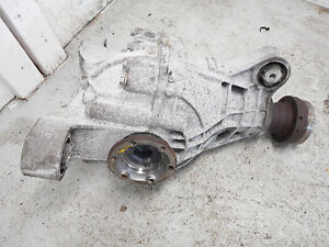 08-10 Porsche Cayenne GTS S 4.8L Rear Axle Differential Carrier W/ LSD 87K OEM