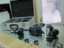 Praktica BX20s Film Camera 35mm SLR Body Gehäuse Pentacon Germany + 2 Prakticar