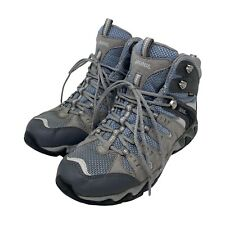 Meindl Respond GTX Gore-Tex Mid Shoes Ankle Boots UK Size 5 Walking Hiking Grey