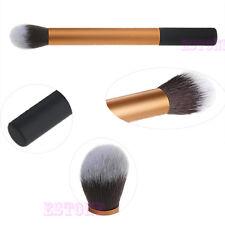 Pro Makeup Cosmetic Tool Soft Kabuki Contour Face Powder Foundation Blush Brush