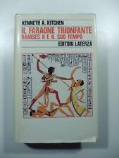 Il faraone trionfante Ramses II e il suo tempo, Kitchen, Laterza 1987