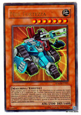 MEK FORTEZZA - Machina  Fortress SDMM-IT001 ( EXC ) Ultra Rara  Italiano YUGIOH