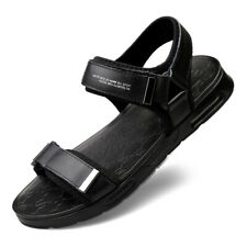 Men's Slip On Walking Beach Open Toe Outdoor Casual Sport Sandal Eur Size 38-44