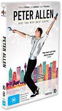 Peter Allen: Not The Boy Next Door DVD $13.99