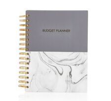 Monthly Budget Planner Book Money/Accounts/Gold/Spend/Finance/Tracker/Bills/NEW