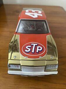 richard petty autographed Buick 1/24 motorsports authentics STP diecast No Box