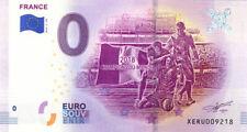 FRANCE Champions du monde 2018, 2018-2-FR, Billet Euro Souvenir