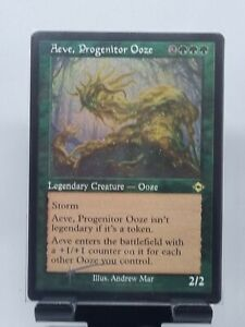 MTG Mint Singles - Aeve, Progenitor Ooze | MH2 | Etched Foil | Sydney