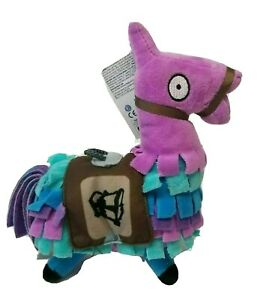 "8"" Fortnite Loot Lama Plush Stuffed Animal Gamer Epic Games By Russ NWT"