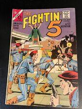 1964 Charlton Comics THE FIGHTIN' 5 #29 Vol 2 America's Super Squad