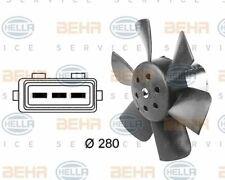 HELLA 8EW 009 144-391 FAN RADIATOR FITS VW GOLF II - AUDI 80 - CADDY - IBIZA