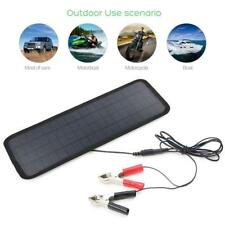 Solar Panel Car Boat Motorcycle 12V Battery Auto Maintainer Trickle Charger IR