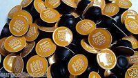 50 x Nescafe Dolce Gusto Skinny Latte Machiato Coffee Pods Only (No Milk Pods)