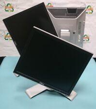 Monitor LCD DELL 1707FPT 17, con HUB USB, ingresso VGA, DVI-D - con difetti