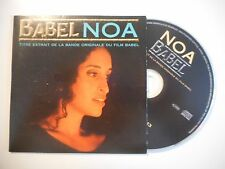 NOA : BABEL (Achinoam Nini) [ CD SINGLE ]