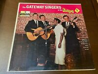 The Gateway Singers~At the Hungry I~Decca Original~Folk Revival Roots 60s LP
