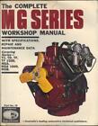 MG MIDGET TC,TD,TF1250,TF 1500,MGA 1500,1600,MKII WORKSHOP MANUAL 1942-1962