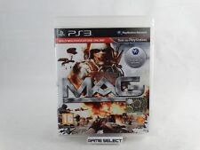 MAG MASSIVE ONLINE FPS SONY PS3 PLAYSTATION 3 PAL ITA ITALIANO COMPLETO ORIGINAL