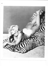 2 MADONNA VINTAGE PHOTOS 8 X 10 BLACKAND WHITE & 3 X  4.5 IN FRAME MATTED