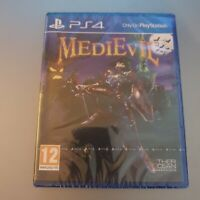 Medievil Playstation 4