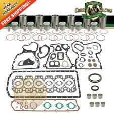 Eokjd6068b New Engine Overhaul Kit For John Deere 6800 6900 7210 7400 7410
