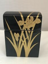 Vintage Japanese Lacquer  Box
