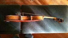 English violin circa 1900