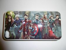 Avengers iPhone 4S 5S 5C 6 Plus Galaxy S3 S4 S5 S6 Note 3 4 Edge HTC One Case