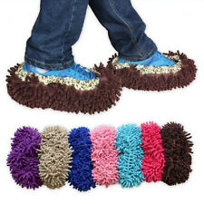 Hot Dust Floor Cleaning Slippers Shoe Mop House Clean Shoe Cover Multifunction