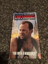 Die Hard: With a Vengeance (Vhs, 1995)