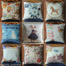 Linen Blend Decorative Cushion Covers without Personalisation