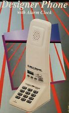 Bell Phones GLP Great Little Phone. Designer phone w alarm clock. Snooze, hold.