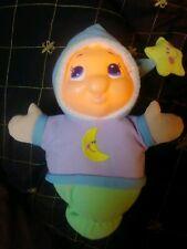 Playskool Lullaby Gloworm 2003 By Hasbro Musical Toy Vintage WORKS Plushie Baby