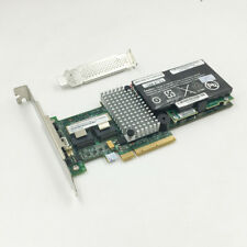IBM M5015 / LSI 9260-8i SATA / SAS Controller RAID 5 6G PCIe x8 + battery