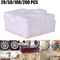 100X Melamine Foam Magic Sponge Erase Multi-functional Home Cleaning Cleaner  F3