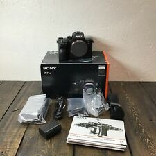Sony A7RIII 42.4 MP Digital Camera Body - Used