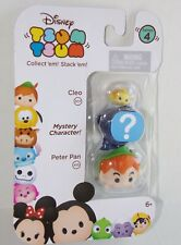 Tsum Tsum Series 4 Disney Cleo Peter Pan Mystery Character 2016 Collector Guide
