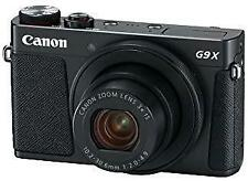 Canon Powershot G9 X Mark II Digital Camera Camera - Black *** Brand New ***
