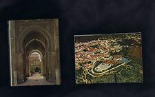 SPAIN * lot of two souvenir folders * Cordoba * Mijas * Malaga * Andalusia