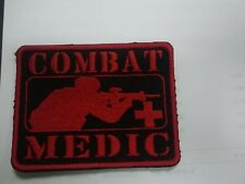 Patch Comabt Medic  seal delta force US army