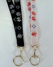 6 CHINESE WRITING LANYARD KEY CHAIN badge holder id china charaters necklace new